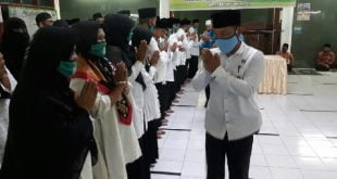 Pelantikan DMI Padang Utara