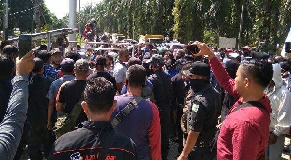 PoktanRampas Demo PT. Anam Koto