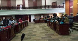Hearing Komisi V DPRD Sumbar