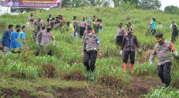 Kapolres Sawahlunto Nobatkan BBS Desa Tagok
