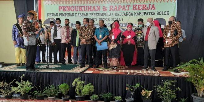 Gusmal Harapkan Perantau Kabupaten Solok Jadi Warga Kelas Satu