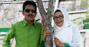 Mawardi dan istri