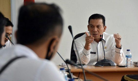 Sekdako Sonny; Surat Domisili   Untuk PPDB Tidak Sesuai Fakta Harus Dicabut