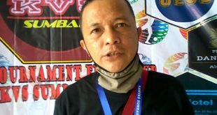 Ketua Umum KVS Sumbar, Firmansyah Putra