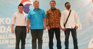 Taslim menghadiri acara konsolidasi pilkada Partai Gelora se-Sumbar