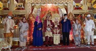 H. M. Tauhid Baminantu, Nasrul Abit : Semoga Jadi Keluarga Samara