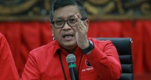 Sekjen PDI Perjuangan Hasto Kristiyanto