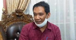Ketua KPU Agam, Riko Antoni, S. IP