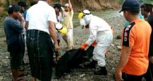 Pemuan mayat di Batang Sikabau