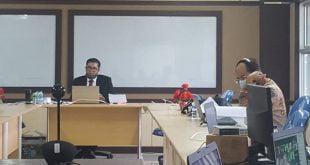 Naslindo Sirait, berhasil mempertahankan Disertasi pada Sidang Doktor di Fakultas Ekonomi, Universitas Andalas