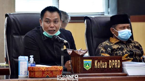 Ketua DPRD Padang Panjang, Mardiansyah