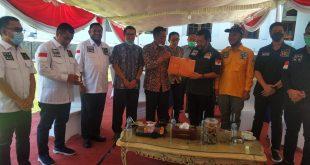 Kunjungan Pimpinan Komite II ke Kabupaten Subang
