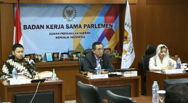 BKSP DPD RI mengharapkan PBB tetap dengan prinsip kerja sama internasional yang saling menghormati dapat terus menjadi pilar interaksi para aktor hubungan internasional