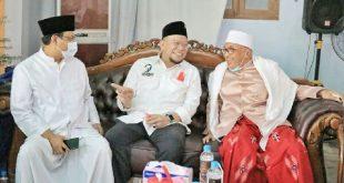 LaNyalla di Pondok Pesantren Salafiyah, Kota Pasuruan
