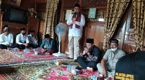 Nasrul Abit Berencana Bangun Jalan Layang Padang – Solok
