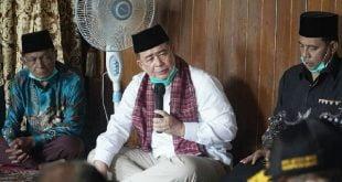 Nasrul Abit bersama masyarakat Kabupaten Solok