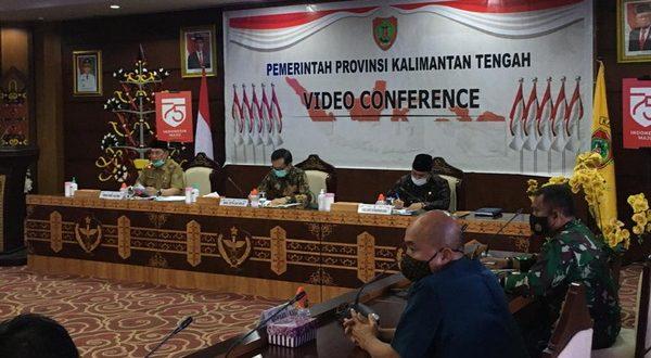 Pemprov bersama BAP DPD RI menggelar rapat dengar pendapat