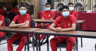 Persiapan Timnas U-16 untuk uji coba ke UEA
