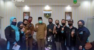 "Walikota  Padang Panjang, Fadly Amran  Siap Launching ""Petir"""