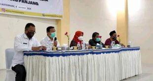 Sosialisasi Partisipatif Kepada Insan Media di Kota Padang Panjang