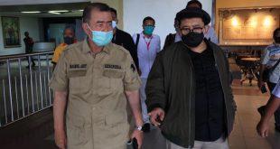 Calon Gubernur Sumbar, Nasrul Abit bersama Fadli Zon