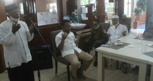 Calon Wakil Gubernur Sumbar, Indra Catri disambut masyarakat di kampung halamannya