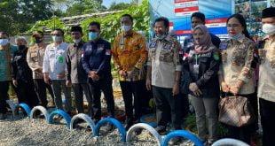 Rombongan Komite II DPD RI yang dipimpin langsung oleh Ketua Komite II DPD RI Yorrys Raweyai melakukan kunjungan kerja ke Kabupaten Wajo, Provinsi Sulawesi Selatan.