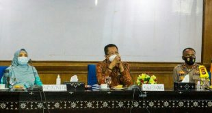 Wakil Ketua DPD RI Mahyudin melakukan Kunjungan Kerja ke Kantor Gubernur Nusa Tenggara Barat