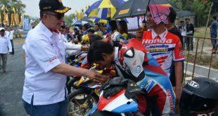 Nasrul Abit Akan Bangun Motorsport Centre Minangkabau
