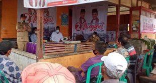 Nasrul Abit safari politik ke Teluk Kabung, Kota Padang