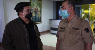 Wakil Ketua Dewan Pembina Partai Gerindra, Fadli Zon, mengunjungi Sumatera Barat (Sumbar) selama dua hari untuk mengampanyekan Nasrul Abit-Indra Catri
