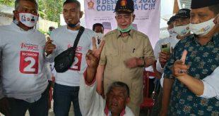 Calon Gubernur Sumbar, Nasrul Abit bersama IKPS Bukittinggi