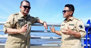 Pasangan Calon Gubernur dan Wakil Gubernur Sumbar, Nasrul Abit- Indra Catri
