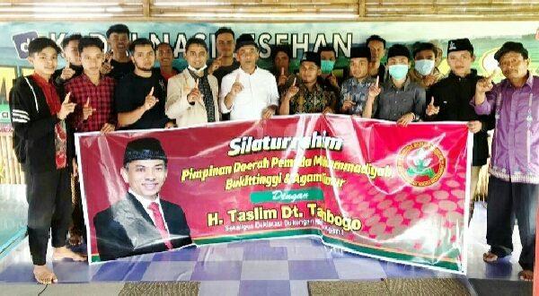Pemuda Muhammadiyah Dukung Pasangan Taslim-Syafrizal di Pilkada Agam