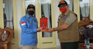 Wakil Ketua DPD RI Sultan B. Najamudin saat melakukan kunjungan kerja ke Bengkulu Utara terkait pengawasan pilkada