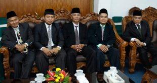 Inilah 5 pimpinan BazNas Padang Panjang periode 2015-2020
