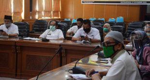 Tim KP3 Tanah Datar lakukan rapat koordinas terkait pendistribusian pupuk dan obat-obatan pertanian kepada petani