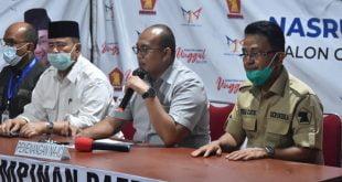 Penjelasan Ketua DPD Gerindra Sumbar Andre Rosiade terkait hasil Pilkada 2020