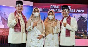 Nasrul Abit dan Indra Catri