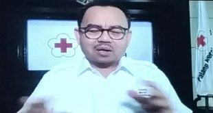 Sekjen PMI Pusat, Sudirman Said