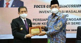 Wakil Ketua DPD RI, Mahyudin di Kalimantan Timur