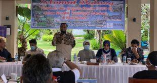 Wakil Ketua Komite II DPD RI Abdullah Puteh saat Kunjungan Kerja ke Ambon, Provinsi Maluku,