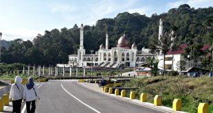 Islamic Centre, salah satu potensi kuat pariwisata Padang Panjang ke depan.