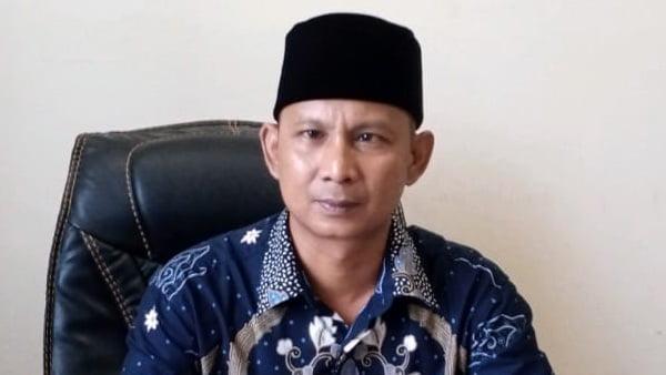 Sekretaris Nagari Kinali Syafril Anwar