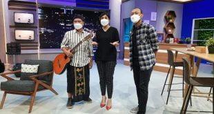 "Ketua Umum (Ketum) Ikatan Wartawan Online (IWO) Jodhi Yudono terlibat dalam acara talkshow ""Ngopi"" Kompas TV"