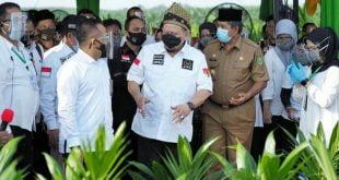 Ketua DPD RI, AA LaNyalla Mahmud Mattalitti apresiasi Kabupaten Barru