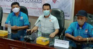 Raker Wushu Indonesia Sumatera Barat