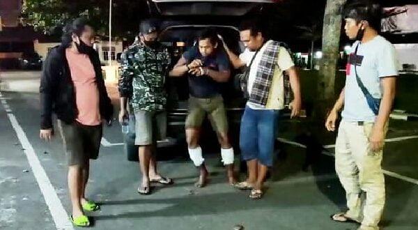 Pembunuhan di Sijunjung, 2 Awak Bus ALS Ditangkap Polisi