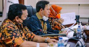 Rapat gabungan Komite IV dan Komite III DPD RI