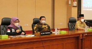Komite IV DPD RI pertemuan dengan Pemerintah Daerah Provinsi Riau